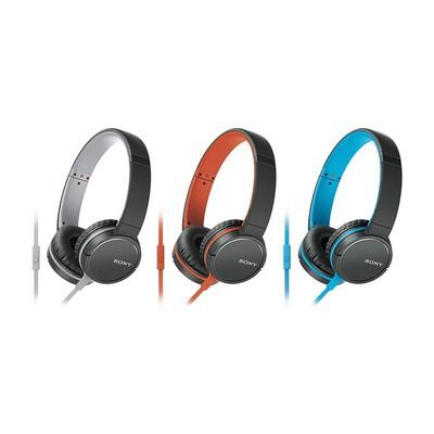 накладные наушники Sony Mdr Zx660ap оранжевый купить бишкек