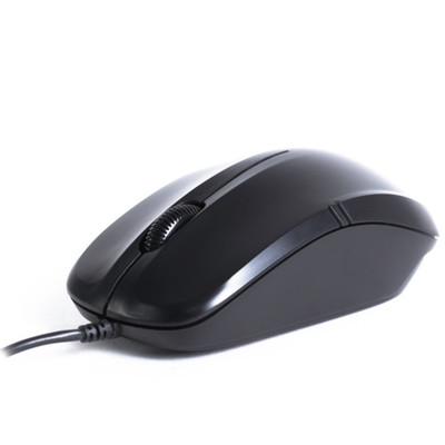 Mouse Deluxe DLM-136OUB, Black, Optical, купить Бишкек, Кыргызстан