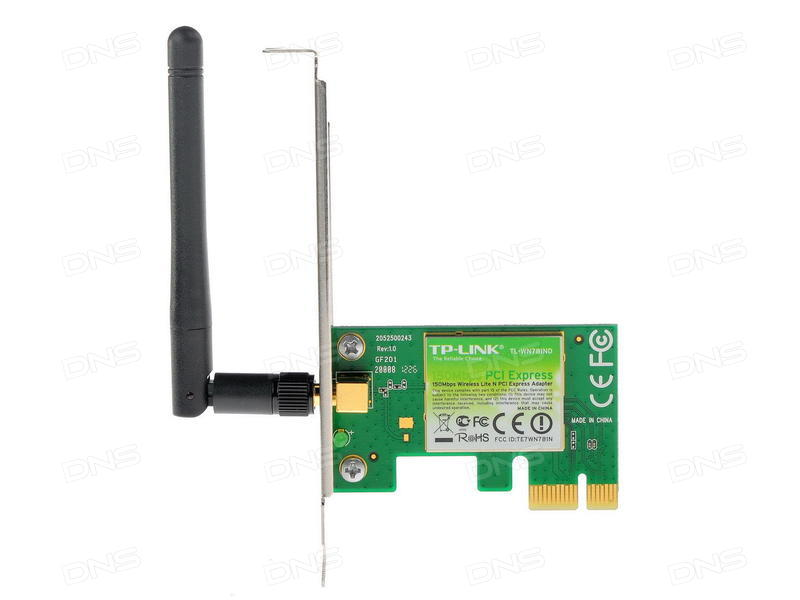 Wireless Adapter TP-Link TL-WN781ND 150Mbps купить Бишкек, Кыргызстан