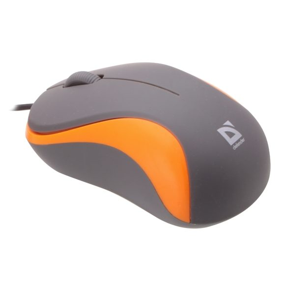 Mouse Defender Accura MS-970 серый+оранжевый, купить Бишкек, Кыргызстан
